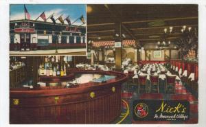 1015 NY Greenwich Village  NICK´s Restaurant Dixieland