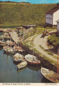 Ste-Therese de Gaspe,  Province de Quebec,  Canada,   50-70s