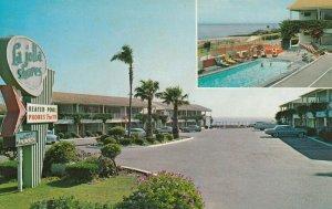 LA JOLLA , California , 50-60s ; La jolla shores Hotel