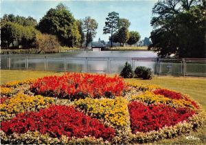 BR114 St Gratien le jardin public le lac d Enghien   france