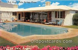 Palm Springs, CA, USA Bob Hope's Palm Springs Home