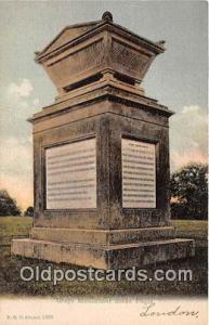 London Postcard Post Card Grays Monument Stoke Pogis