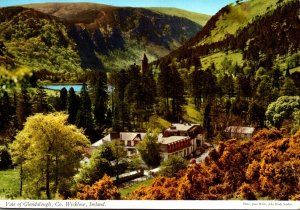 Ireland Co Wicklow Vale Of Glendal;ough 1974