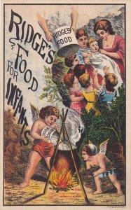 TC: Angels , RIDGES Food for Infants , 1890s