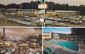 WINSTON-SALEM, North Carolina, 50-60s; Sheraton Motor Inn