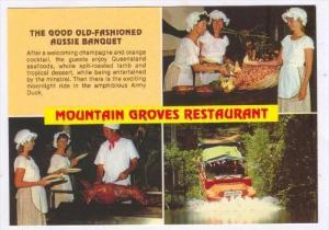 Mountain Groves Licensed Restaurant, Kuranda, Australia, 70-80s