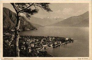 CPA AK MENAGGIO Lago di COMO ITALY (540918)
