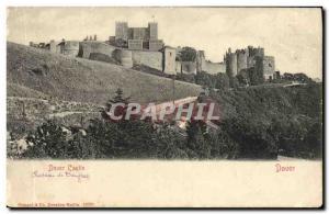 Postcard Old Dover Castle