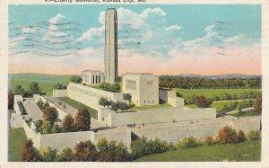 KANSAS CITY, Missouri, PU-1927; Liberty Memorial