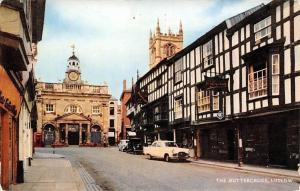 Ludlow The Buttercross Street Vintage Cars Voitures