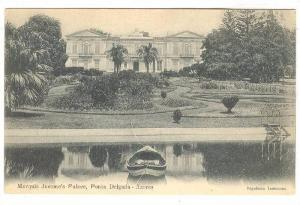Marquis Jacome's Palace, Ponta Delgada - Azores , Portugal , 00-10s
