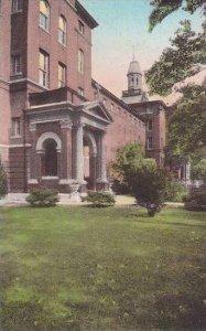 Misouri St Louis Motherhouse School Sisters Of Notre Dame Handcolored Albertype