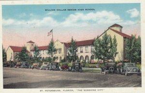 ST PETERSBURG , Florida , 1910-20s ; Million Dollar Senior High School