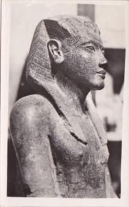 Egypt Thebes Statue Of Tut-Ank-Amon Photo