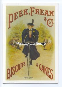ad0701 - Peek,Frean & Co's Biscuits & Cakes -  Modern Advert Postcard