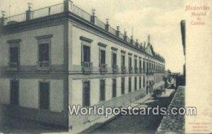 Hospital de Caridad Montevideo Uruguay, South America Unused
