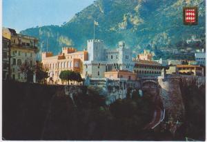 MONACO PALACE OF PRINCE RAINIER