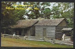 Missouri, Silver Dollar City, 1843 homestead, unused