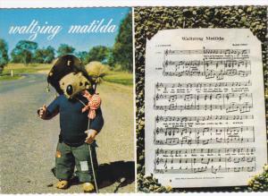 Waltzing Matilda Song , Australia , 50-70s