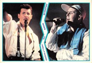 Music Postcard Frankie Goes to Hollywood by Photogeny Ltd (B54a) E49