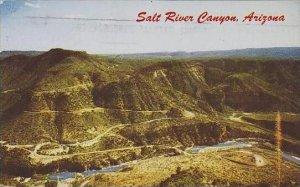 Arizona Grand Canyon Road A Winding