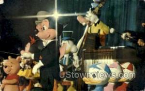 Walt Disney World Orlando FL 1972