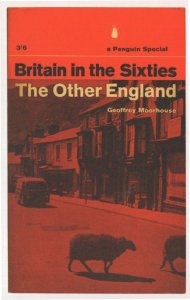 Britain In The Sixties 1970s The Other England 1962 Book Postcard