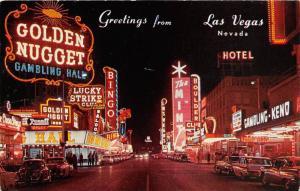 5371  NV  Las Vegas   Fremont Street at Night