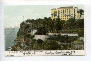 424408 PORTUGAL MADEIRA Reids Palace Hotel Vintage postcard