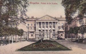 Belgium Brussells Palais De La Nation