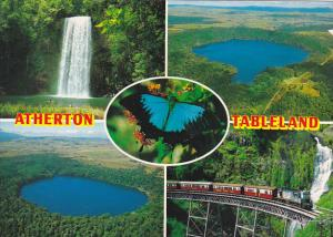 Australia Atherton Tablelands Multi View North Queensland