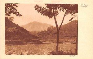 De Kawi Poedjon Indonesia, Republik Indonesia Unused
