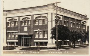 RP: Masonic Temple , KAMLOOPS , B.C. , Canada , 00-10s