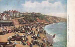 TUCK 784: BOURNEMOUTH, England , 1906; From the Pier looking East