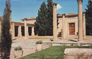 Algeria Timgad Le Musee