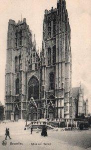 Eglise Ste Gudule,Brussels,Belgium BIN