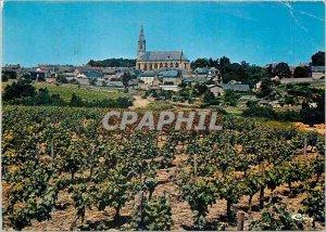 Modern Postcard St Lambert du Lattay (M and L) General view