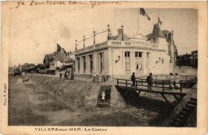 CPA VILLERS-sur-MER - Le Casino (475821)