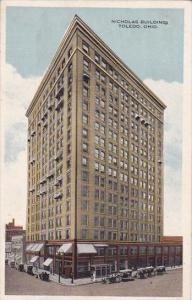 Ohio Toledo Nicholas Building 1928