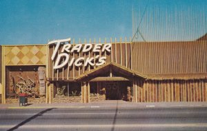 SPARKS, Nevada, 1950-1960s; Trader Dick's South Sea Island Restaurant