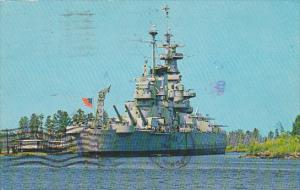U S S North Carolina 1977
