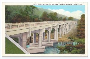 Lincoln Highway Rt 30 Loyal Hanna Viaduct Ligonier PA