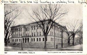 Ohio Toledo High School 1904
