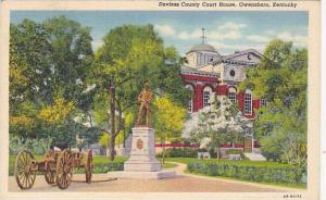 Daviess County Court House, Owensboro, Kentucky, PU-1943