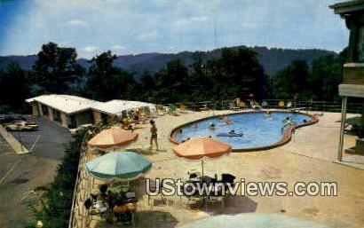La Citadelle Resort Motel Hazard KY Unused