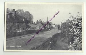 tp1438 - Bisham Village , Berkshire - postcard