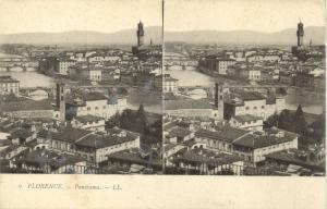 Italie CPA Florence Panorama  (c8975)