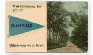 I´m lonesome for you at Headsville, West Virginia, PU-1914