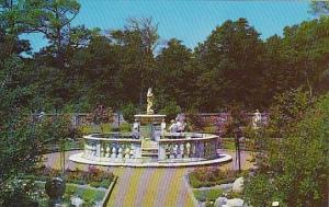 The Elizabethan Garden Roanoke Island North Carolina