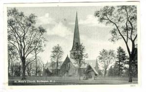St. Mary's Church, Burlington, New Jersey, 00-10s
